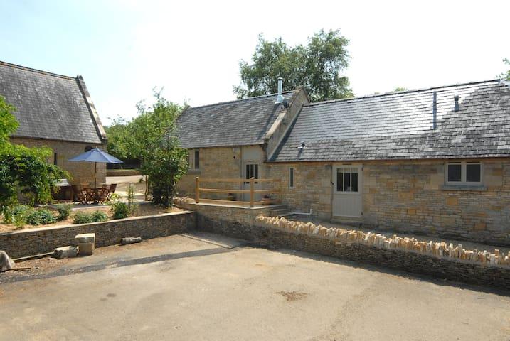 Nellie's Barn, near Stow-on-the-Wold - Naunton - Prázdninový dům