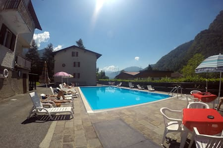 Apartament with swimming pool - LEDRO - 아파트