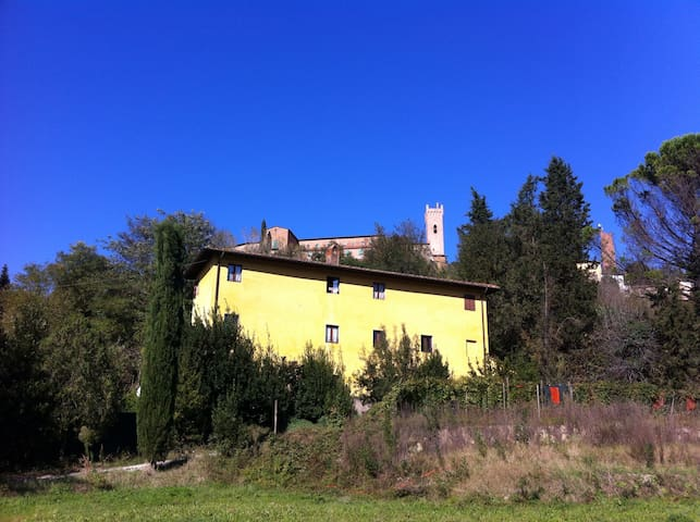 Tuscan Countryhouse - San Miniato - Appartement