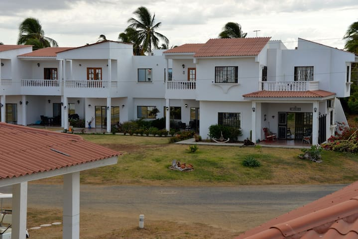 PANAMA, house/condo pool by sea - Chitre - Huis