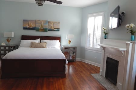 Awesome stunning 1890 historic 3BR - Savannah