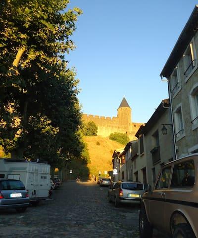 maison T5 au pied de la cité - Carcassonne - Dom