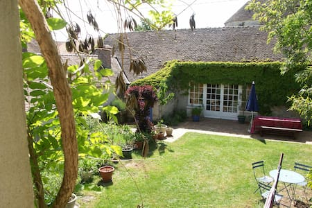 Charmful Country house  only 1 hr south of Paris - Villemer