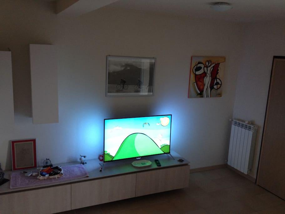 Soggiorno TV - Living room