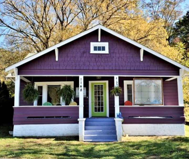 Sweet Little Bungalow~Convenient to  Asheville!
