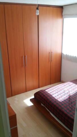Apartamento con dos dormitorios - Morelia - Apartamento