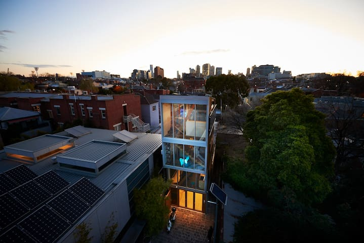 Grand Designs East Melbourne 5x4 Eco House