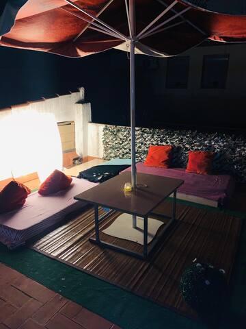 Room in charming Design Villa