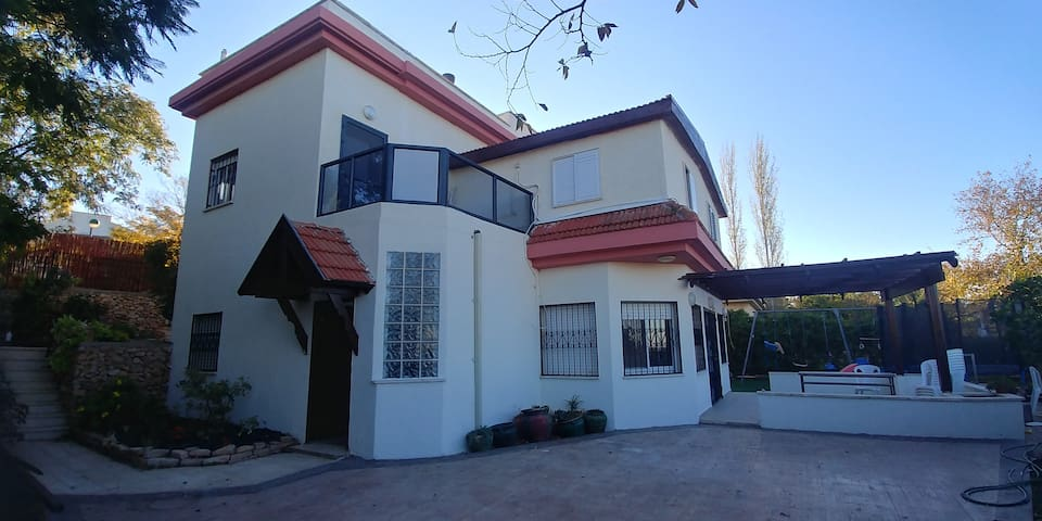 Villa Rosa - Kosher country house for large family