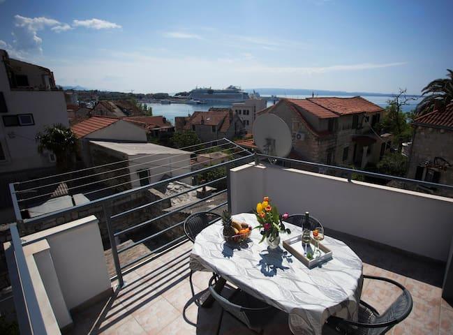 Apartment Migy, Split center Varos