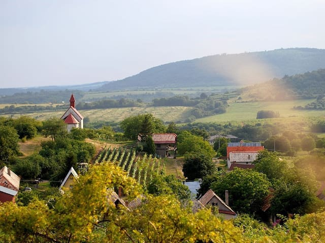 Banska Stiavnica- cozy cottage in quiet nature