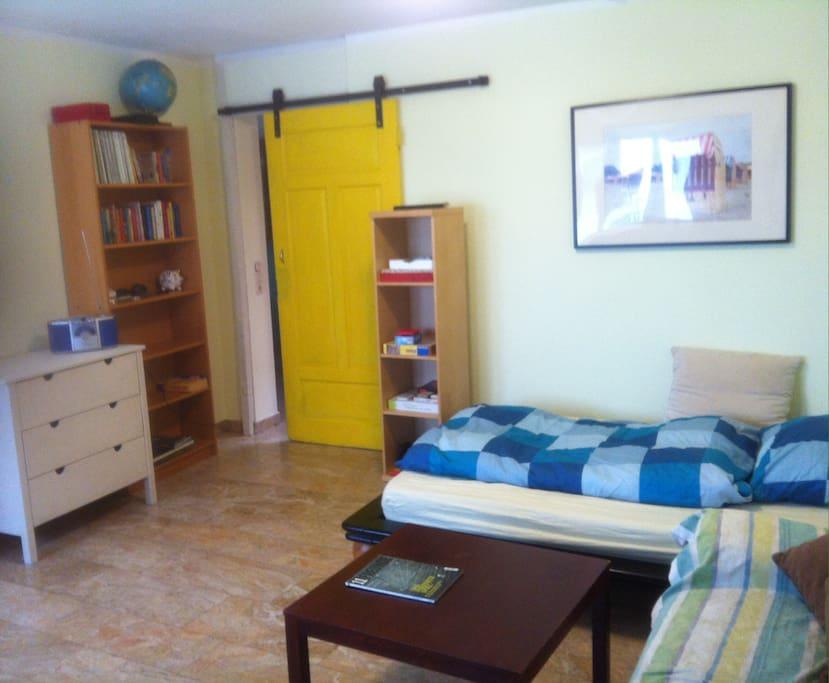 Wohnzimmer oder 2. Schlafzimmer