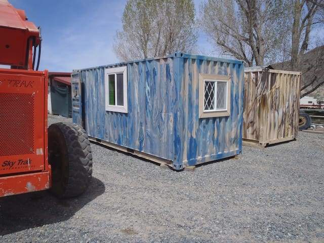 Container Cabin - Black Rock Desert, NV