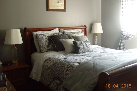Private room in Seattle suburb - Kenmore - Ház