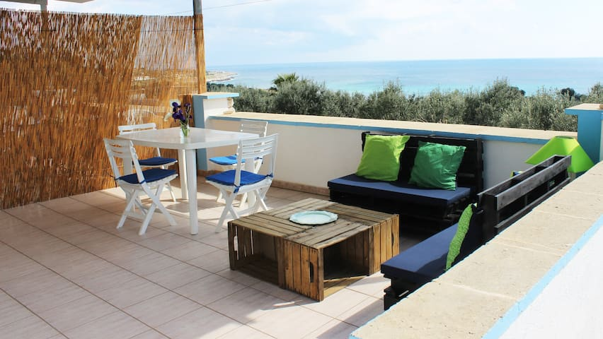 Best place to be for the summer - Marina San Gregorio - Flat