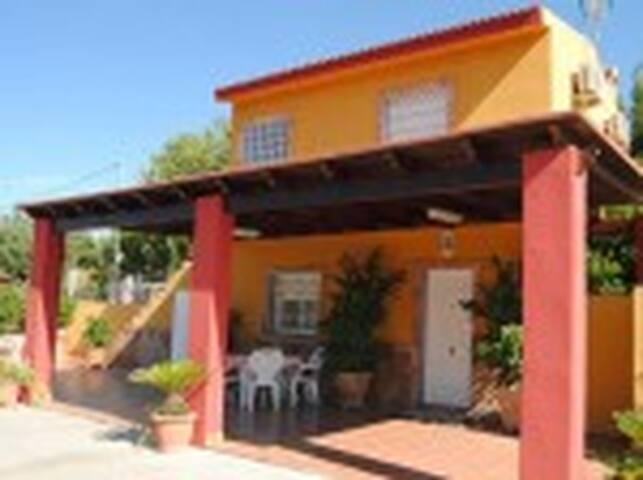Casa Zamorilla 1, a 14 km de Málaga - Alhaurín de la Torre - Dům