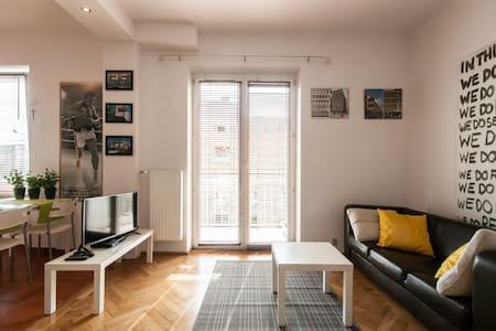BIZZI LuxChelmska 10/32 Studio - Warsaw - Apartment