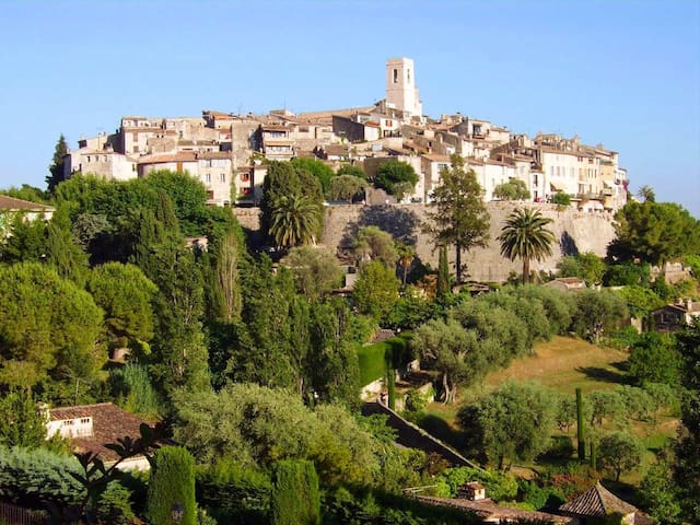 St Paul - Village - Suite Biloba - Saint-Paul-de-Vence - Apartment