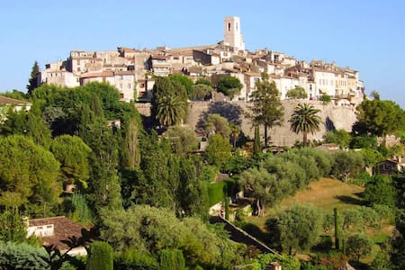 Charming home in St Paul de Vence 2 - Saint-Paul-de-Vence
