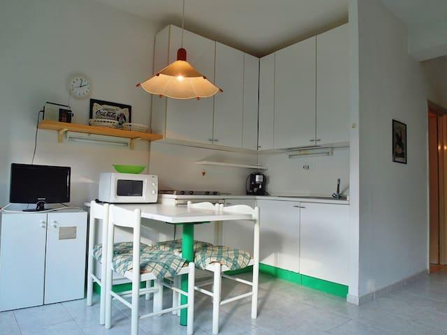 Rif 290. Bilocale sul mare - Lido di Pomposa - Apartment