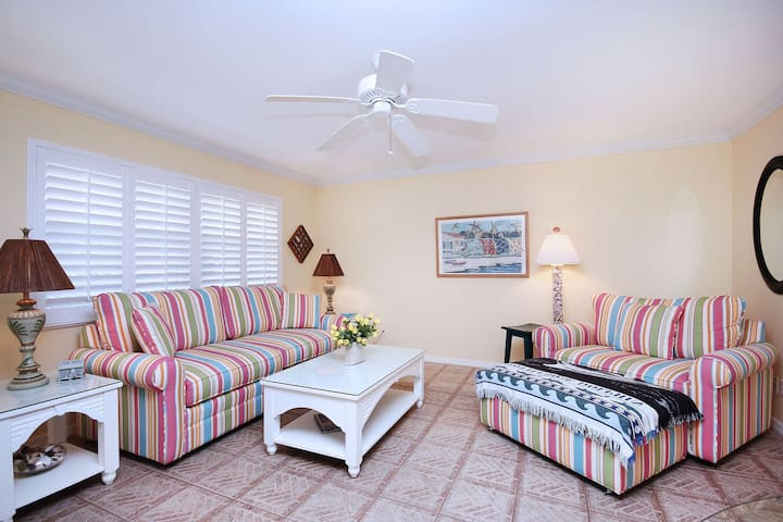 Sanibel Arms Condo, E7