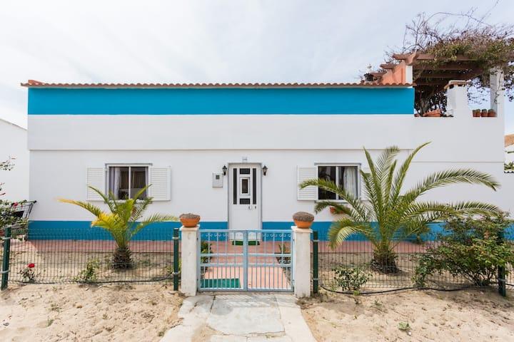 Casa de praia paradisiaca!