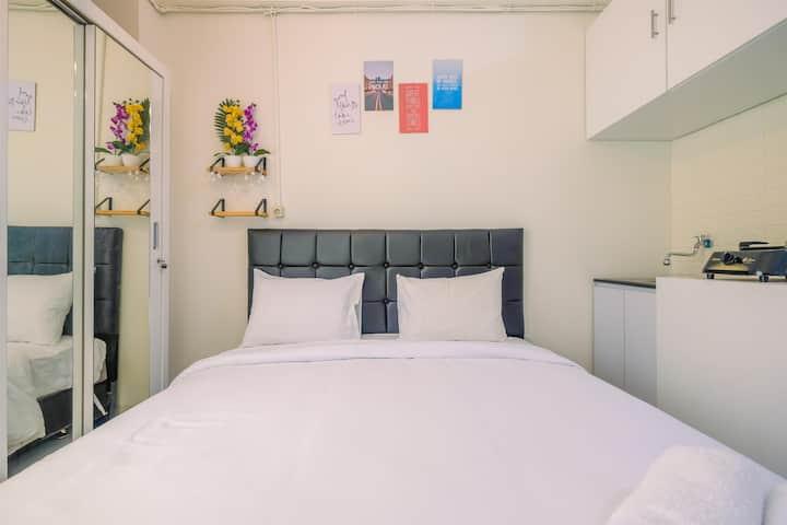 New Room Studio at Green Pramuka Apartment
