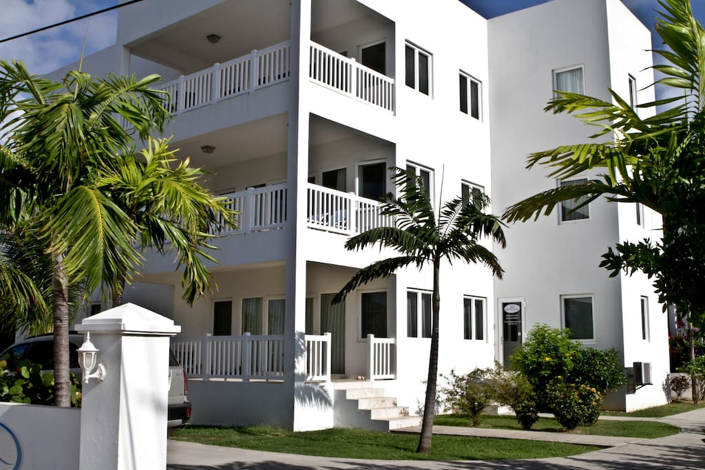 West End Bay Apartments Anguilla
