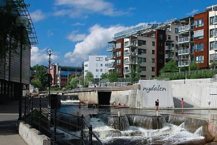 Moderne, familievennlig leilighet - Oslo - Apartament