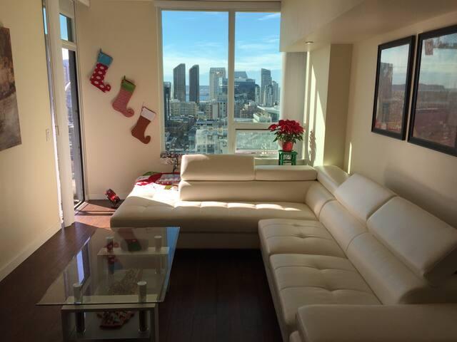45 Story Downtown Highrise. - San Diego - Wohnung