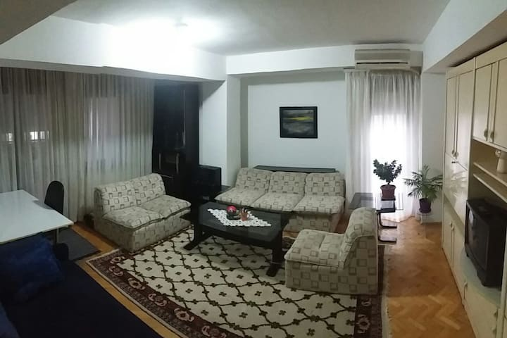 Cozy appartment in Skopje central area