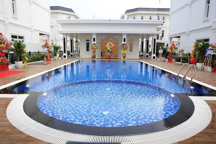 ❤️TOP #1 Luxury Villa Da Nang★Swimming Pool★GymA15