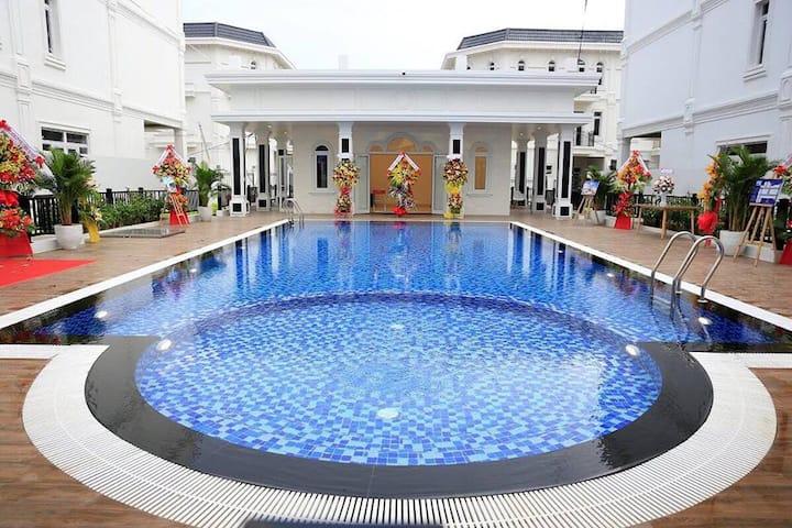 ❤️TOP #1 Luxury Villa Da Nang★Swimming Pool★GymA15
