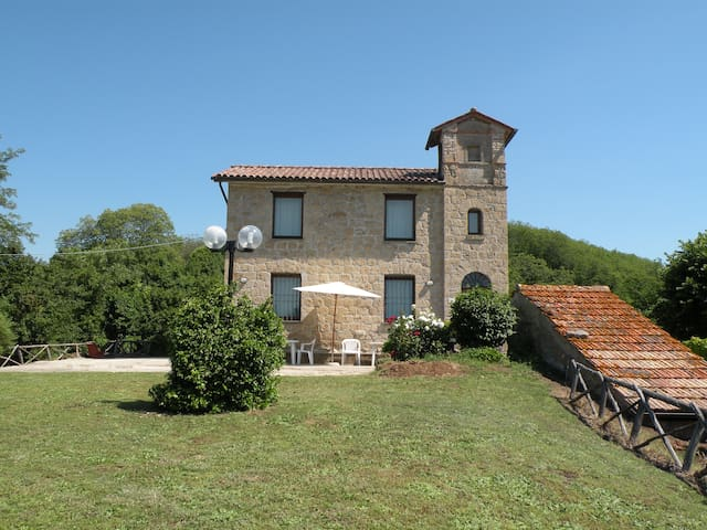 19th Century countryside house - Capranica - Ev