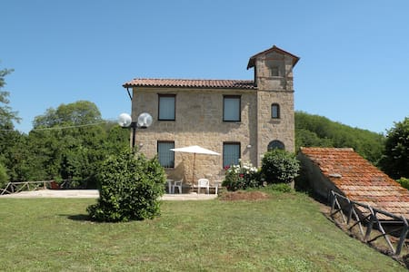 19th Century countryside house - Capranica