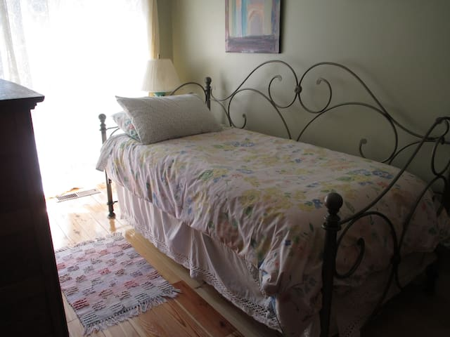 Lovely home in historic area with private rm/bth. - Santa Rosa - Casa