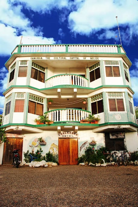 Chaleanor Hotel front view