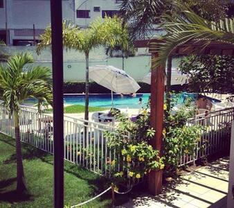 QUARTO CONFORTÁVEL, COM PISCINA, RIO DE JANEIRO - ริโอเดอจาเนโร