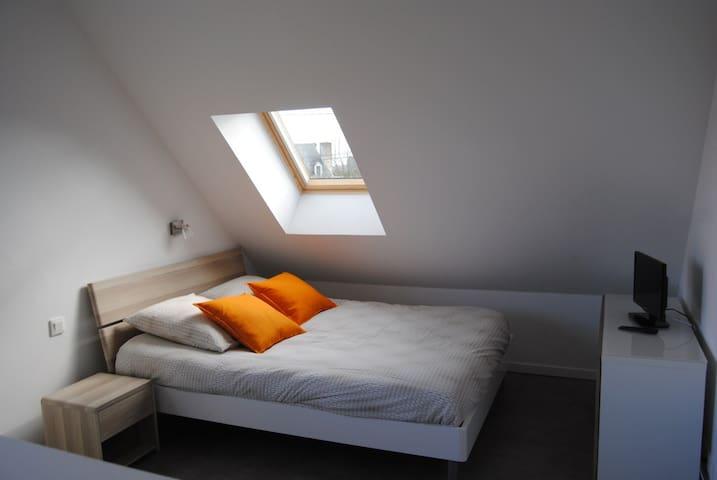 studio meublé soleil levant - Melesse - Byt