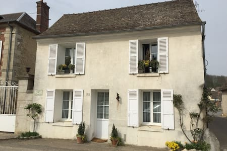 Calm, charming room & bikes for two - Boury-en-Vexin