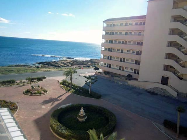 Отдых в Ла Мата, Испания. Квартира с видом на море - Torrevieja - Apartamento