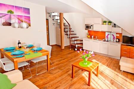 Klimatyczny Apartament B7 Marina - Jastarnia - Leilighet