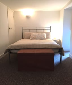 Snug double next to the city centre and sports - Manchester