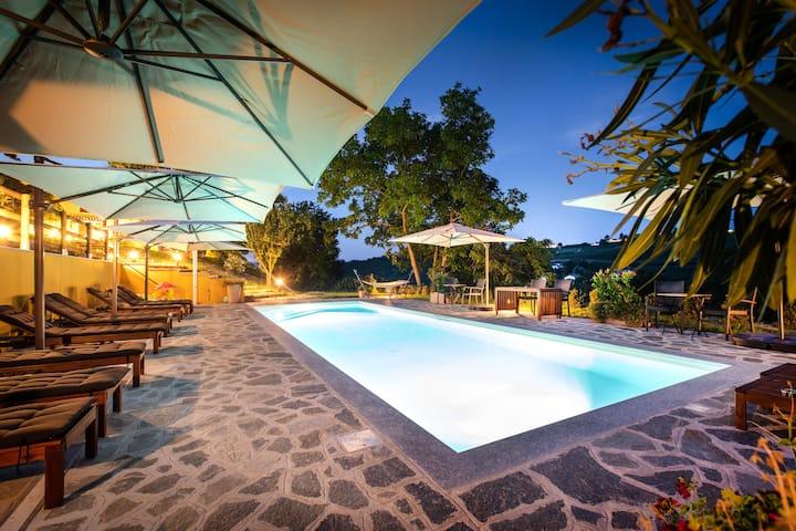 Villa Vinory - Tenuta il Sogno - Saline