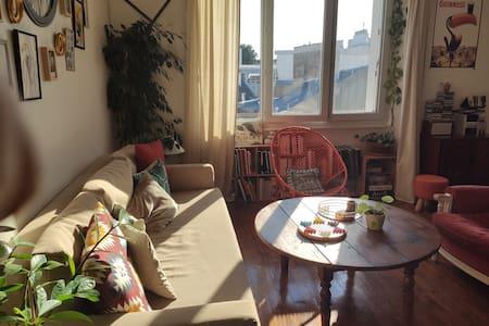 Appartement cosy proche gare