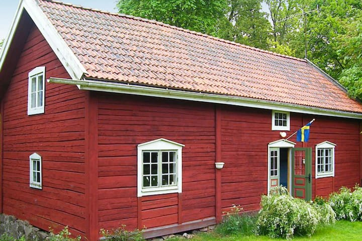 8 person holiday home in VIMMERBY