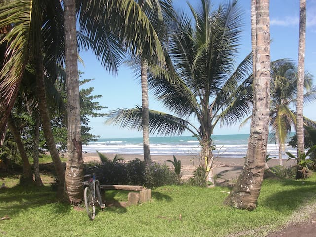 Beautiful House 150m from the beach - Cahuita