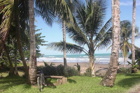 Beautiful House 150m from the beach - Cahuita - Rumah