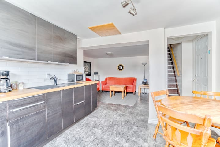 New Two Bedroom Apartment with Character