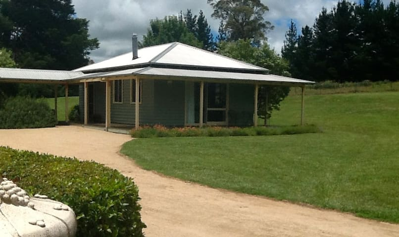 Glen waverly Farmstay and Alpacas - Glen Innes - Haus